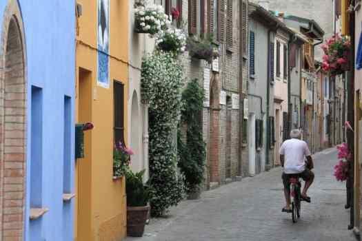 bicyclist-in-rimini-italy