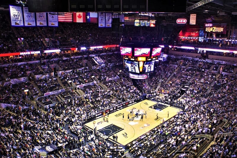 san-antonio-spurs-vs-dallas-mavericks-at-at&t-center