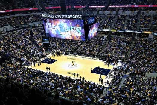 bankers-life-fieldhouse-in indianapolis-indiana