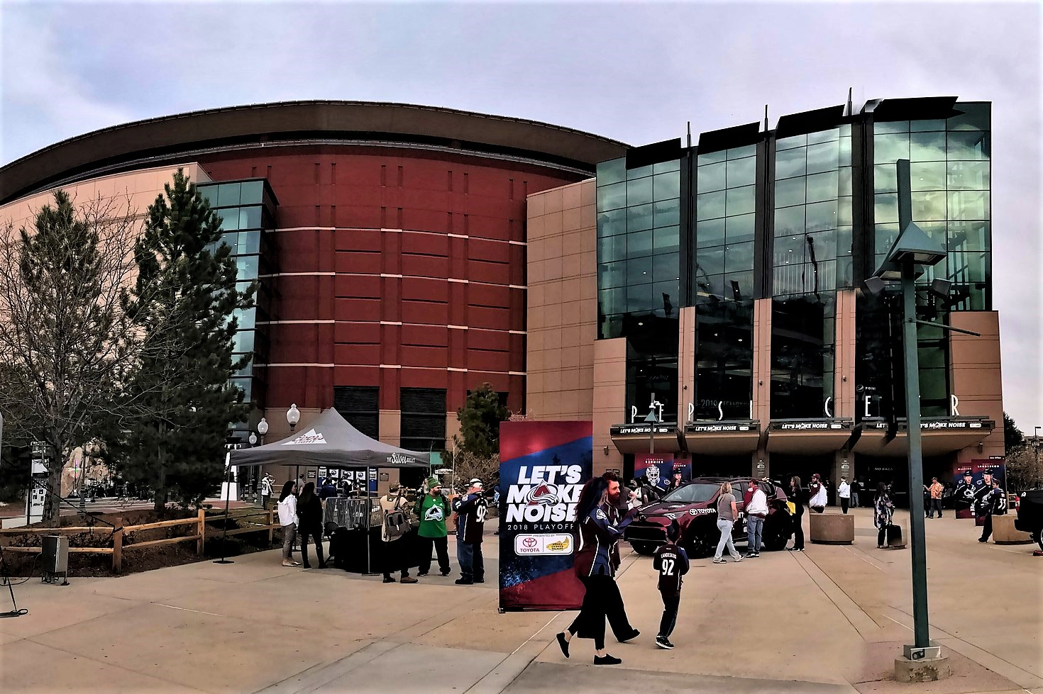 pepsi-center-in-denver-colorado
