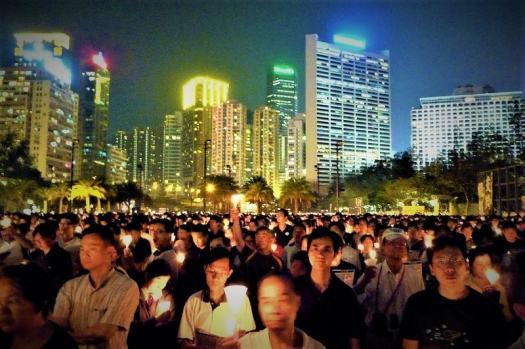 hong-kong-victoria-park-candlelight-vigial