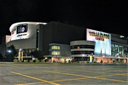 wells-fargo-center-Philadelphia-pennsylvania