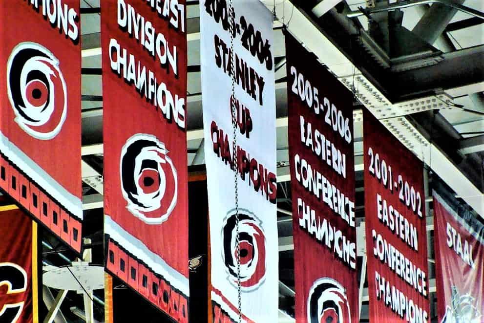 carolina-hurricanes-champions-banners