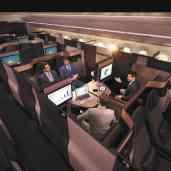 aviation-qatar-Qsuite - Quad Business Travellers