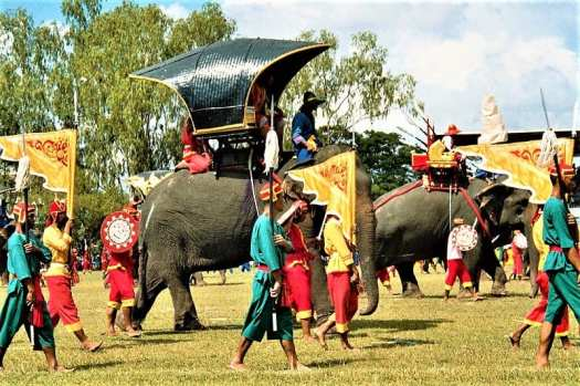 thailand-november-events-surin-elephant-round-up