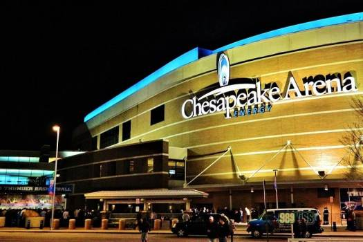 Chesapeake-Energy-Arena-in-Oklahoma-City