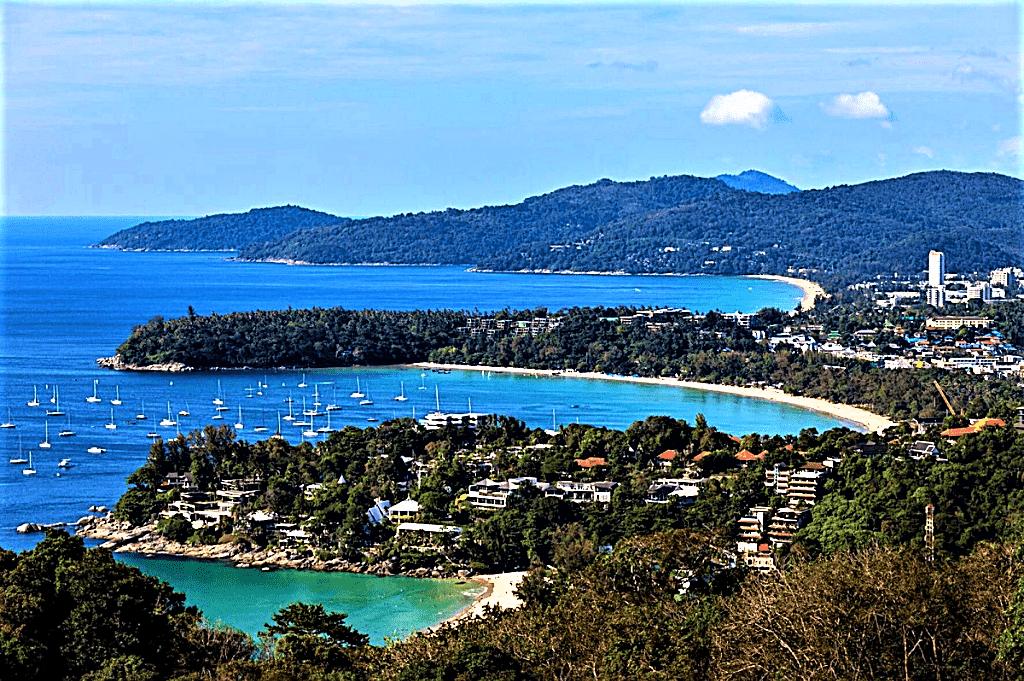phuket-coastline