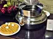 70days concord hotel hilton waffle (2)
