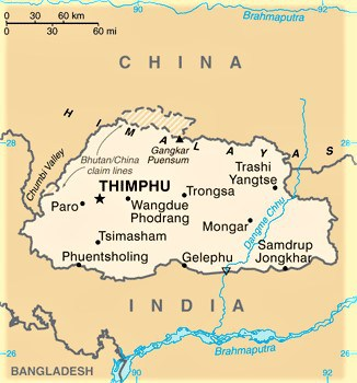 Bhutan-map-credit-CIA (2)