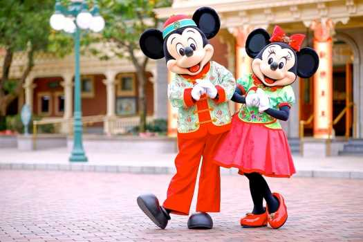 mickey-mouse-and-Minnie-mouse-celebrate-year-of-the-rat