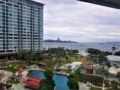 View of Pattaya Bay