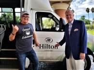 70days concord hotel hilton staff
