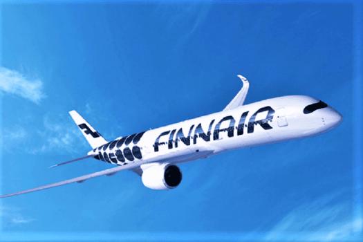 finnair-airliner-in-flight