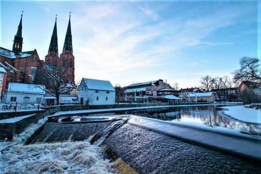 uppsala-sweden-river