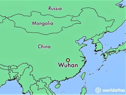 location-of-wuhan-on-map-of-china