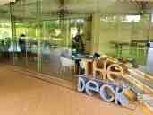 The Deck. Photo Credit: Accidental Travel Writer.