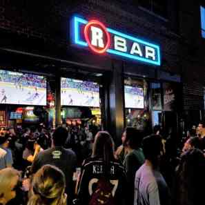 R Bar in Collumbus, Ohio.