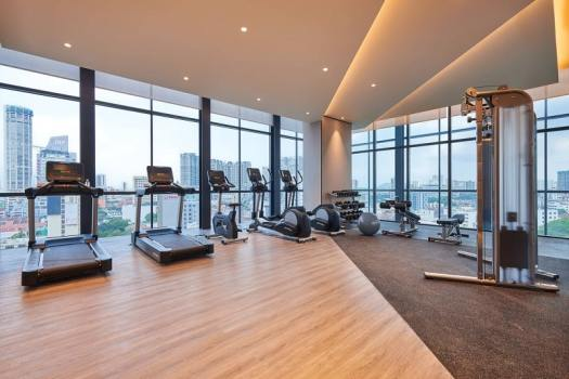 penang-courtyard-by-marriott-fitness-centre
