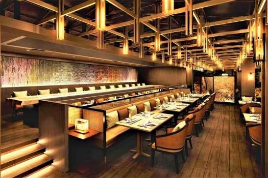 Japanese-teppanyaki-restaurant-