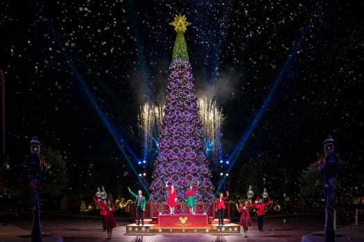hong-kong-disneyland-christmas-tree