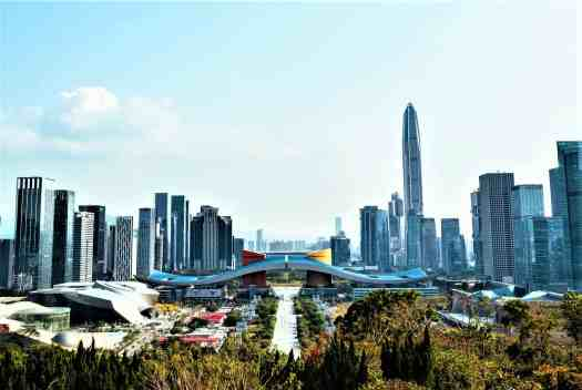 shenzhen-china-futiandistrict