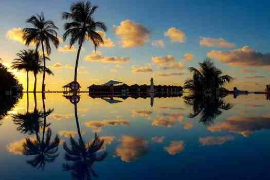 maldives-sunset