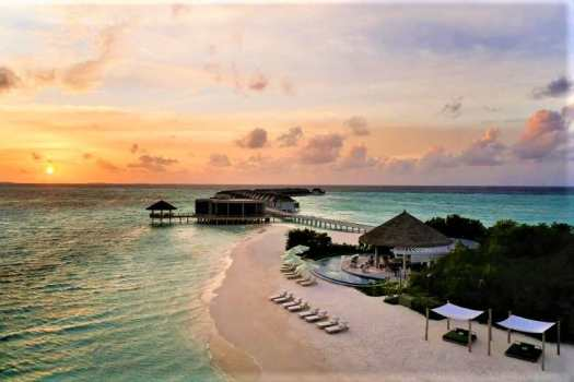 le-meridien-resort-and-spa-sunset
