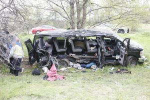 Ga accidents on the rise