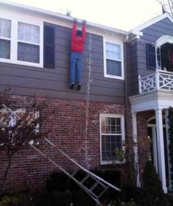 Holiday and Christmas Home Accidents