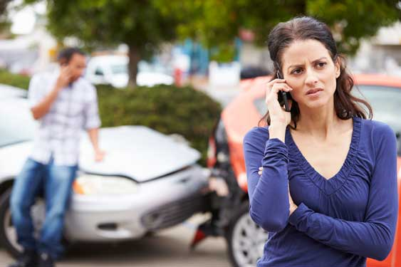 Common Mistakes made right after an auto accident