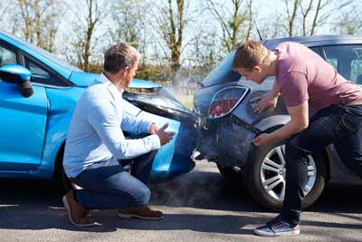 Should you drive your car after an auto accident