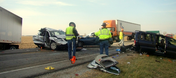 Labor Day Weekend Auto Accidents