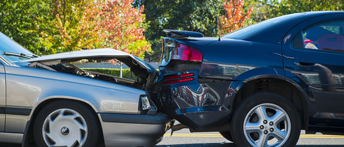 Brisbane rear-ender - Accident Law. Brisbane, GC & QLD Accident Injury Lawyers