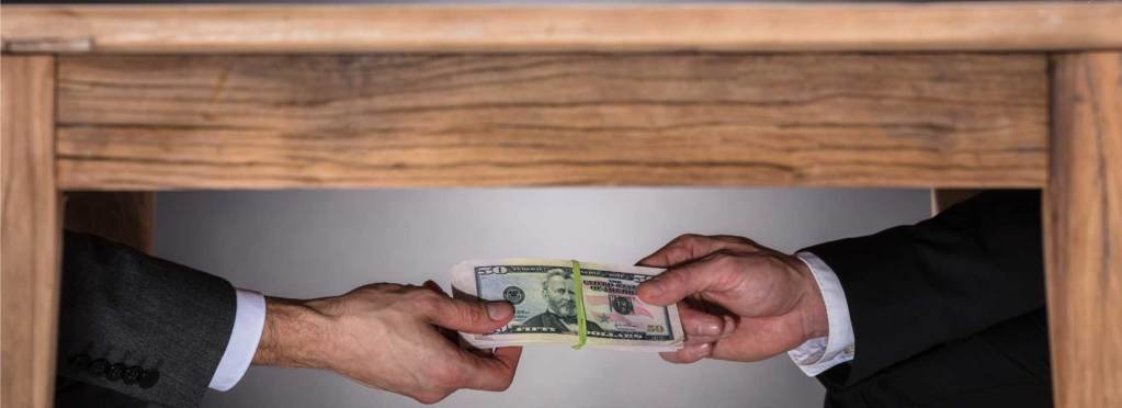 Employer offers under the table money to keep injury quiet
