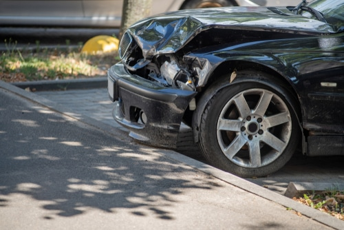 Aggressive Driving Accident