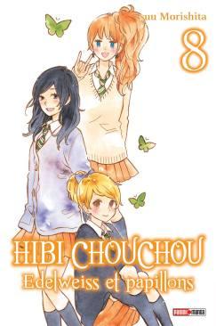 hibi-chouchou---edelweiss---papillons,-tome-8-799558