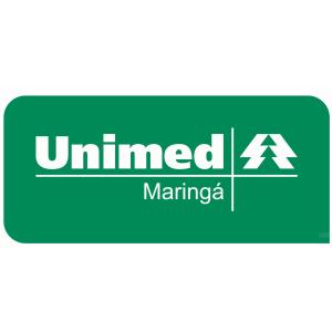 Logo unimed Maringá