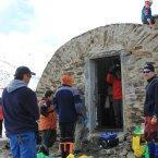 La puerta de la montaña: 1 minuto de video