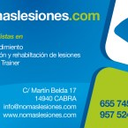 nomaslesiones.com se adhiere a la plataforma