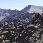 Recaudación Trekking Mulhacén: 80 euros