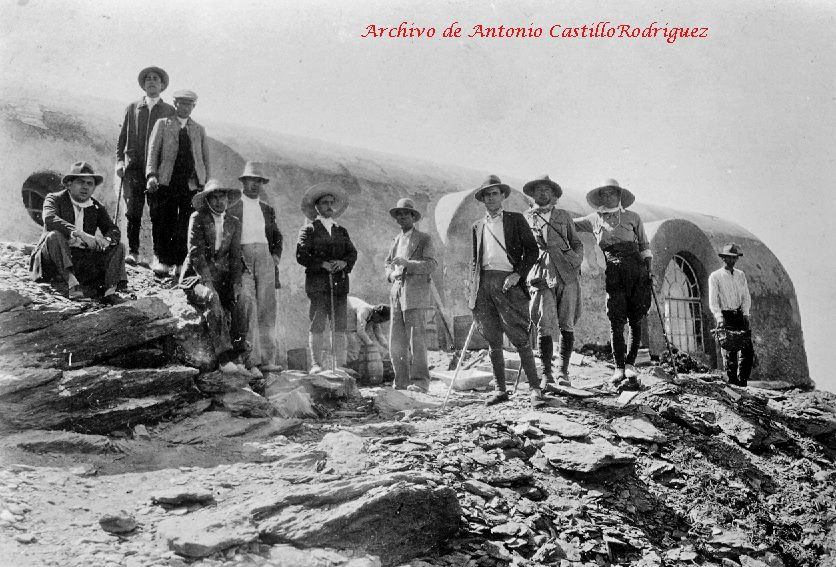 Un nuevo punto de vista sobre el Refugio Elorrieta del director del Observatorio de Patrimonio Histórico Español