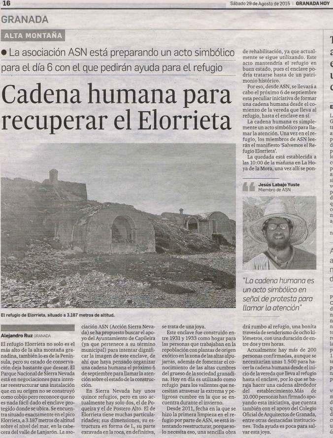 Refugio-Elorrieta-Granada-Hoy