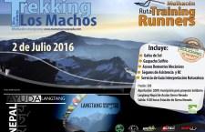 Mamut Sierra Nevada dona 750 € del Trekking de Altas Cumbres para Langtang