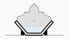 Fontana Costa disegno 2
