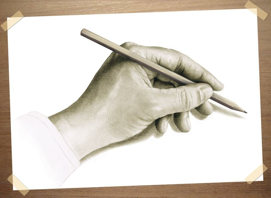 Dessin au Crayon et Webdesign