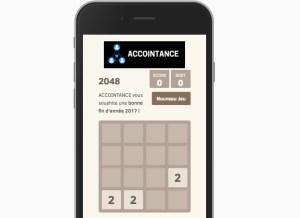 jeu 2048 top iphone