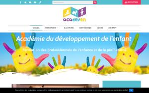 site web acadeven