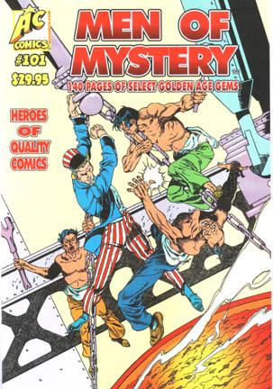 Men of Mystery # 101