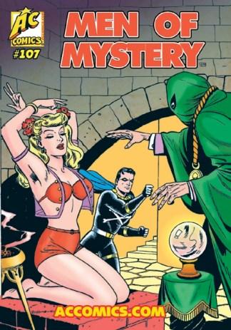 Men of Mystery #107