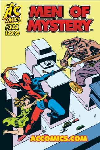 Men of Mystery # 2